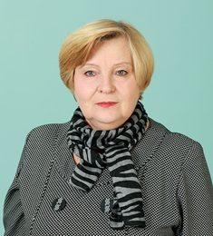 Ольховикова Валентина Алексеевна